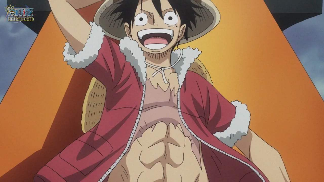 One Piece: Heart of Gold Trailer (2016) Screen Capture #2