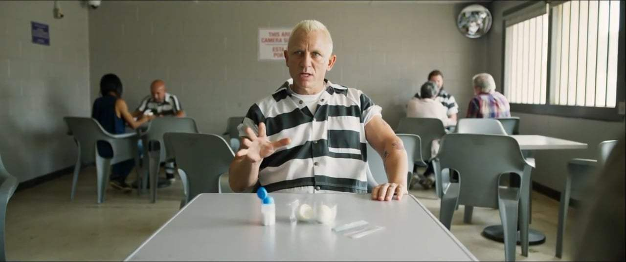 Logan Lucky (2017) - Positives and Negatives Screen Capture #2