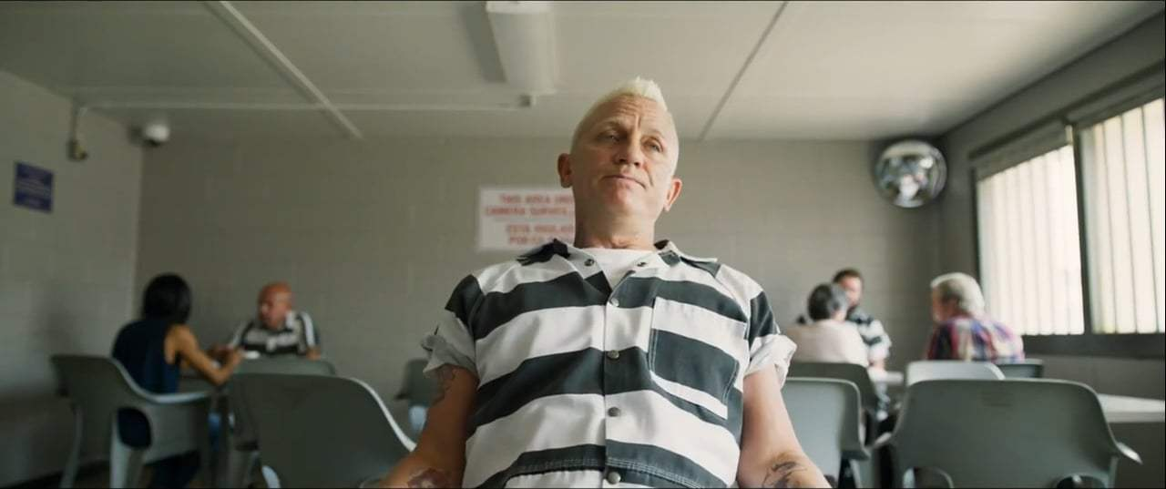 Logan Lucky (2017) - Positives and Negatives Screen Capture #3