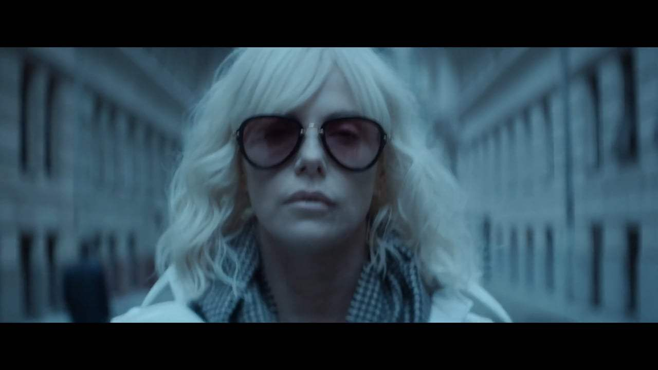 Atomic Blonde Featurette - Fight Like a Girl (2017) Screen Capture #1