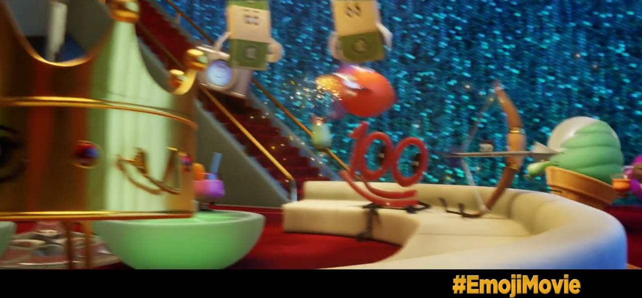 The Emoji Movie (2017) - He's A Knucklehead Screen Capture #1