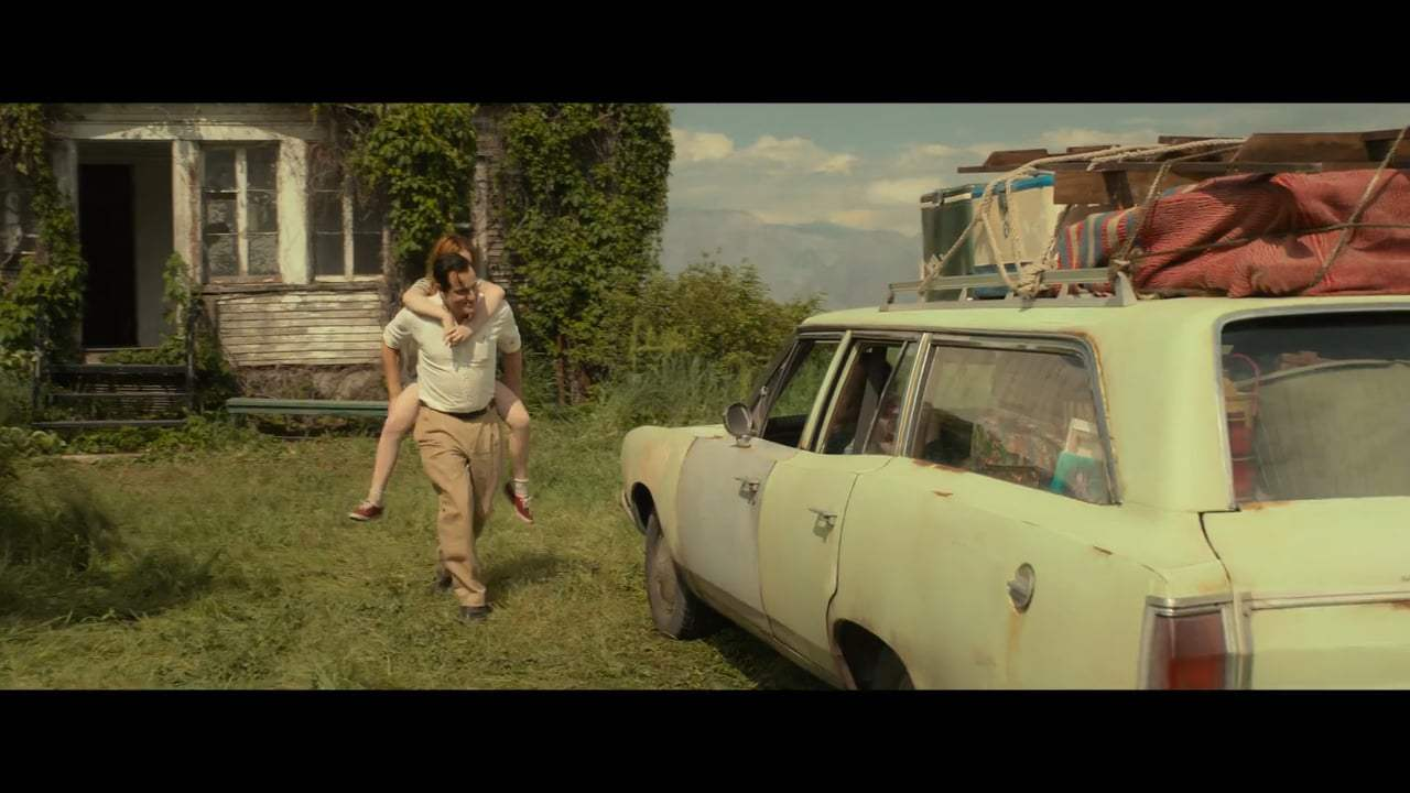 The Glass Castle Dream Trailer (2017) Screen Capture #2