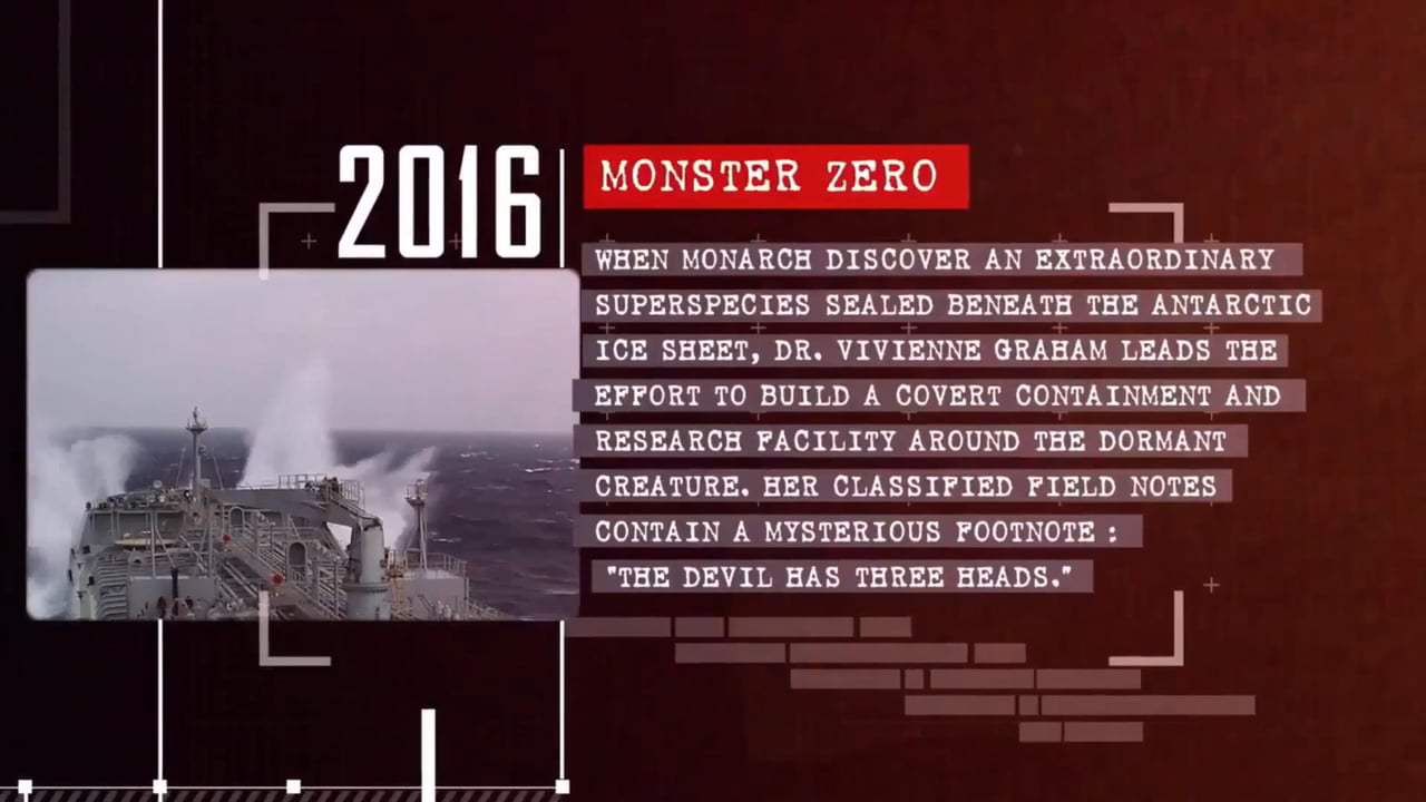 Godzilla: King of the Monsters Viral - Monster Zero (2019) Screen Capture #2
