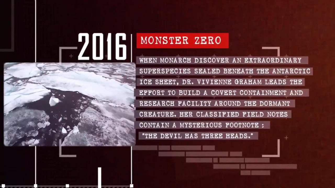 Godzilla: King of the Monsters Viral - Monster Zero (2019) Screen Capture #3