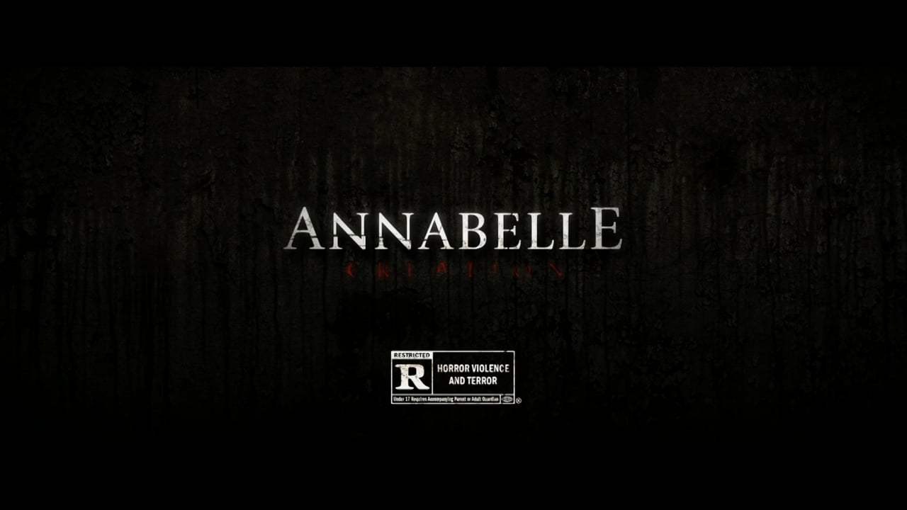 Annabelle: Creation TV Spot - Presence (2017) Screen Capture #4