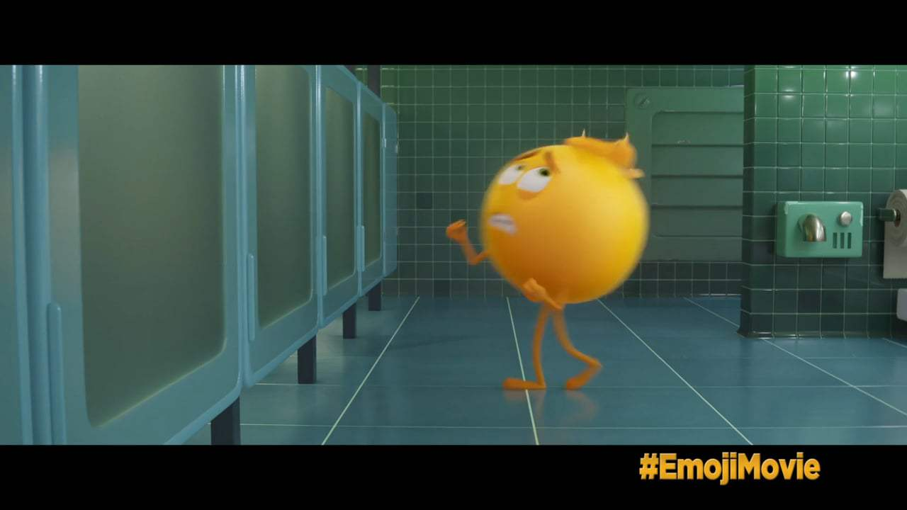 The Emoji Movie (2017) - We're Number 2 Screen Capture #2