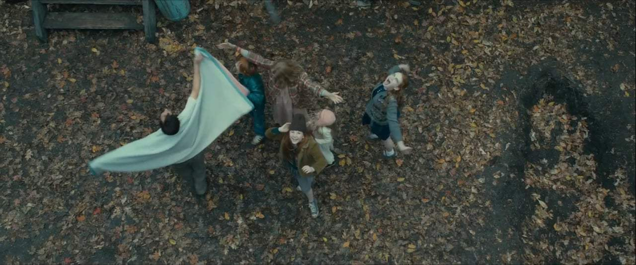 The Glass Castle TV Spot - World (2017) Screen Capture #3