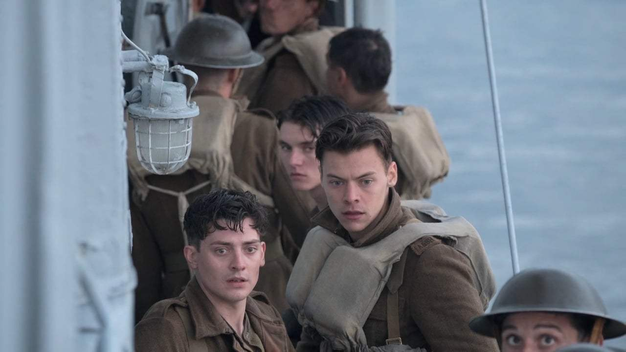 Dunkirk Featurette - Intense Ride (2017) Screen Capture #1
