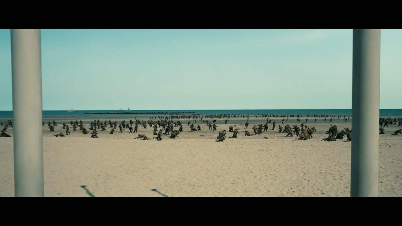 Dunkirk Featurette - Intense Ride (2017) Screen Capture #2
