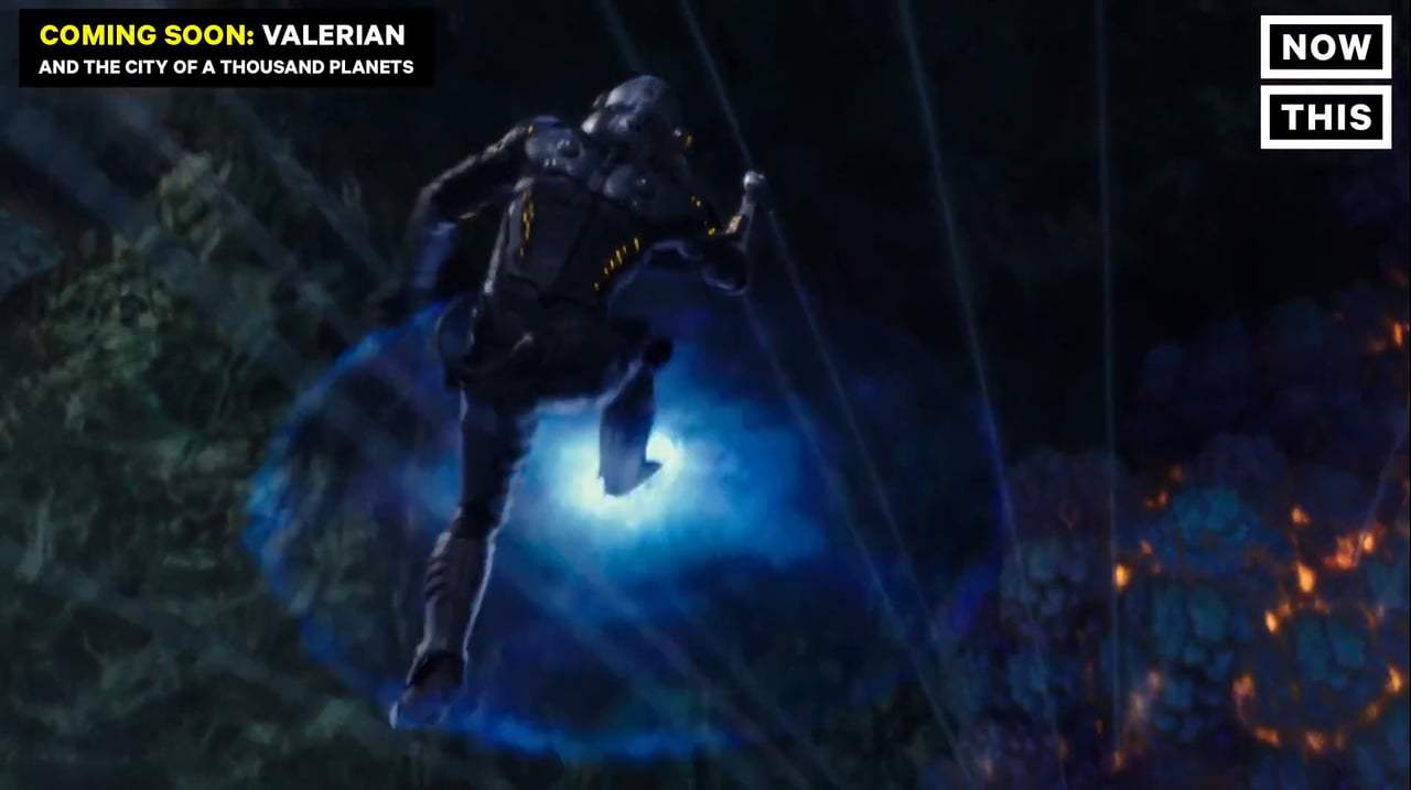 Valerian and the City of a Thousand Planets TV Spot - Action Packed (2017) Screen Capture #2
