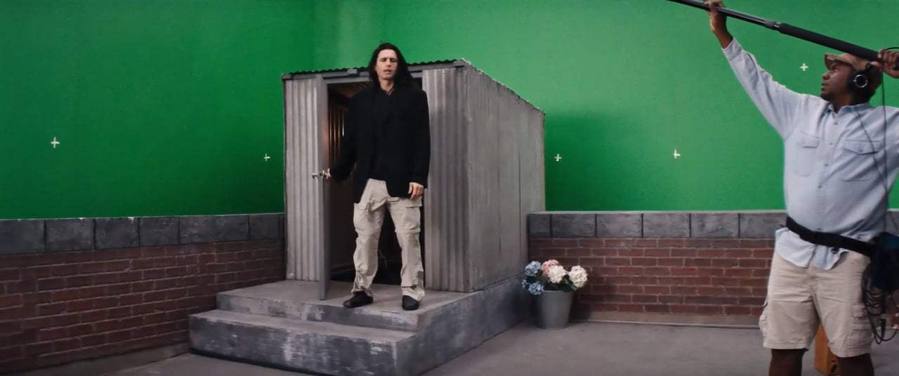 The Disaster Artist Teaser Trailer (2017) Screen Capture #1