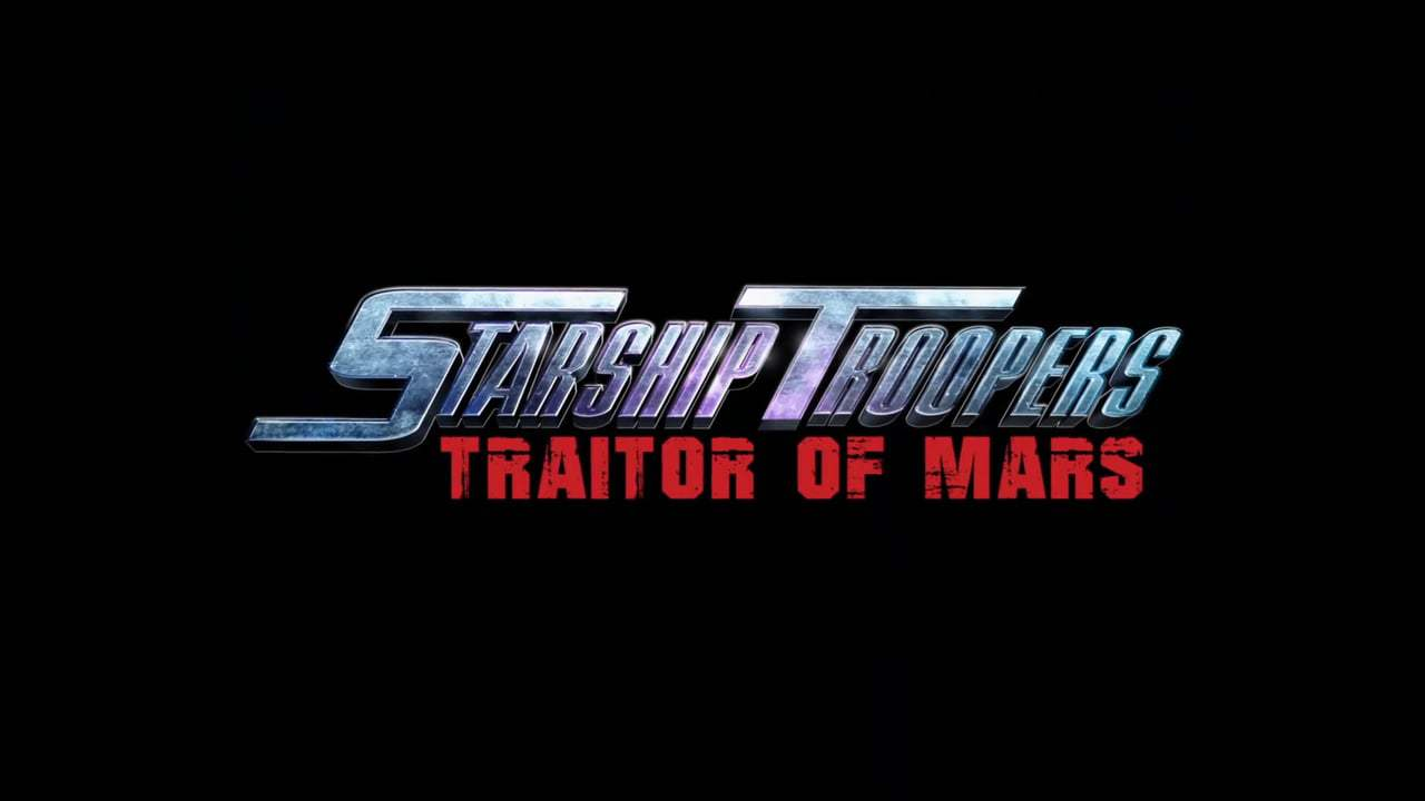 Starship Troopers: Traitor of Mars Feature Trailer (2017) Screen Capture #4