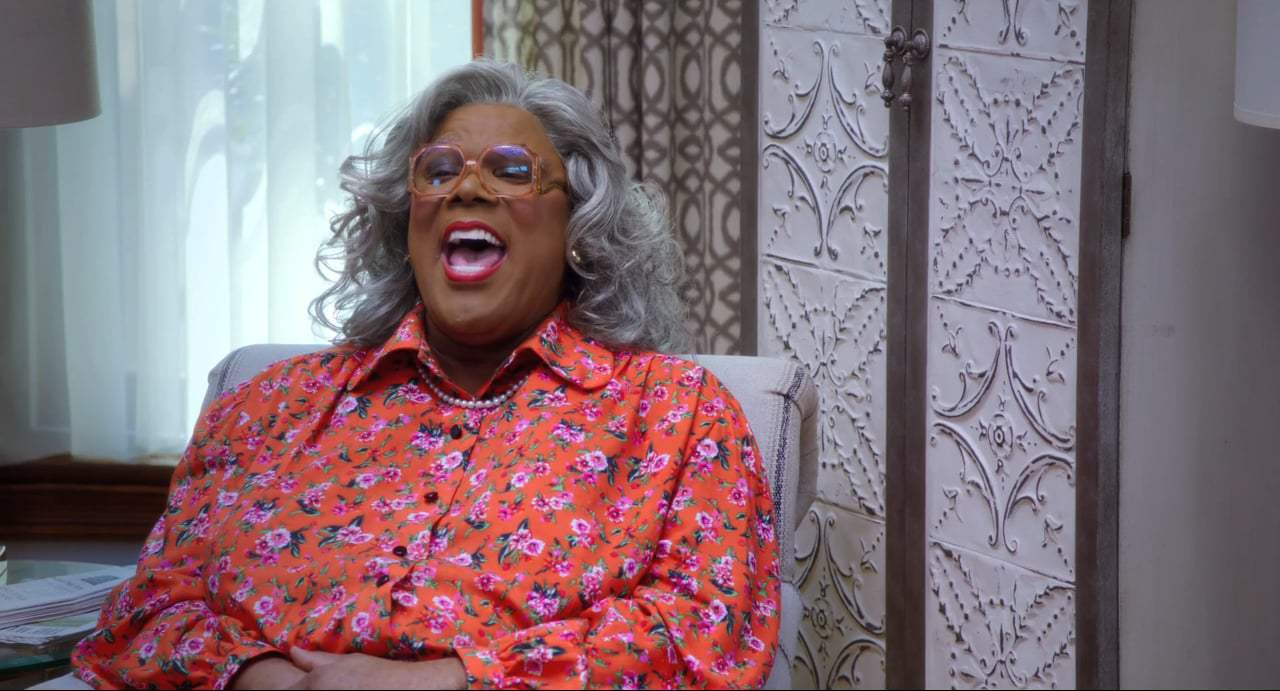 Boo 2! A Madea Halloween Teaser Trailer (2017) Screen Capture #3