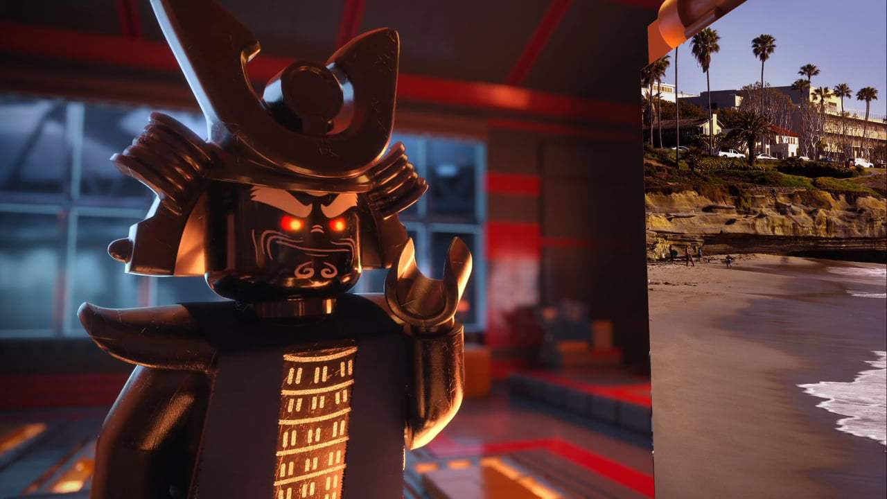 The Lego Ninjago Movie TV Spot - SDCC Greeting (2017) Screen Capture #3