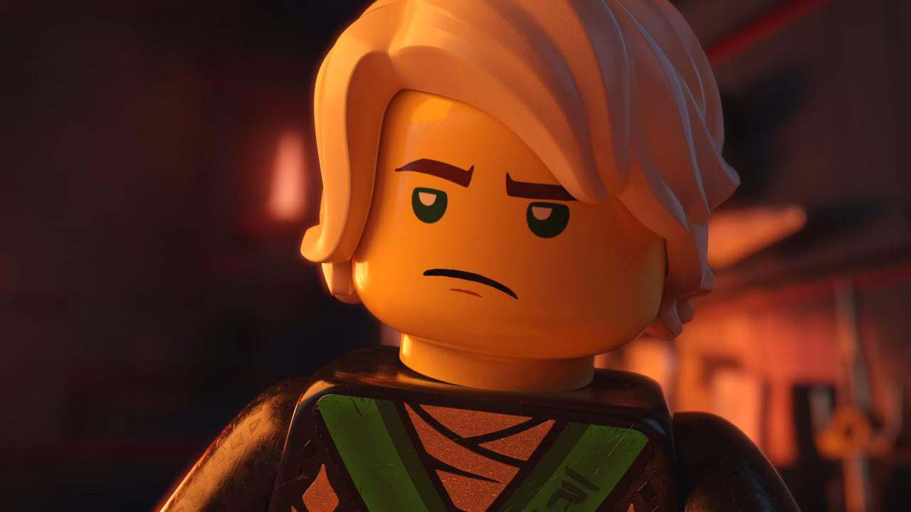 The Lego Ninjago Movie TV Spot - SDCC Greeting (2017) Screen Capture #4