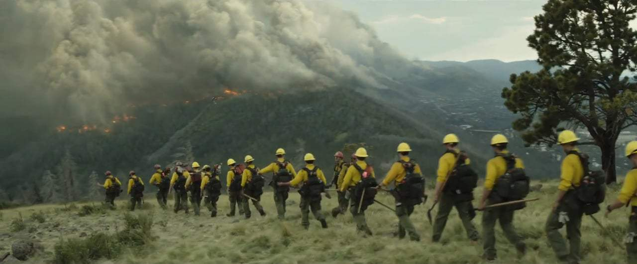 Only the Brave Trailer (2017) Screen Capture #2
