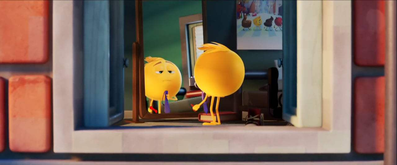 The Emoji Movie TV Spot - Emojicon (2017) Screen Capture #2