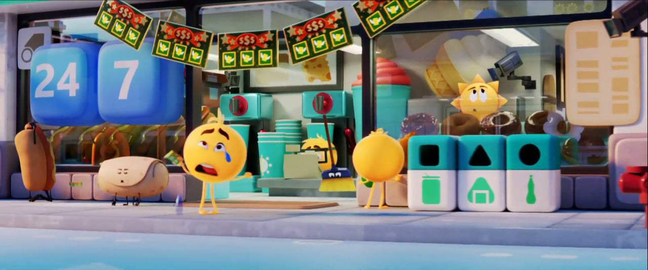 The Emoji Movie TV Spot - Fancy (2017) Screen Capture #1