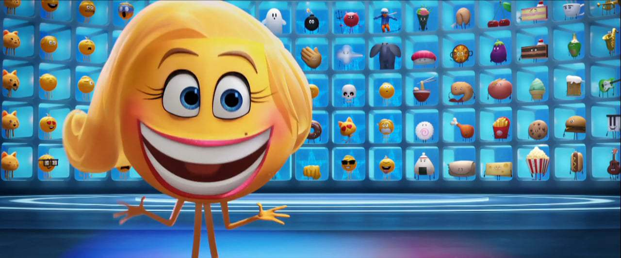 The Emoji Movie TV Spot - Fancy (2017) Screen Capture #4