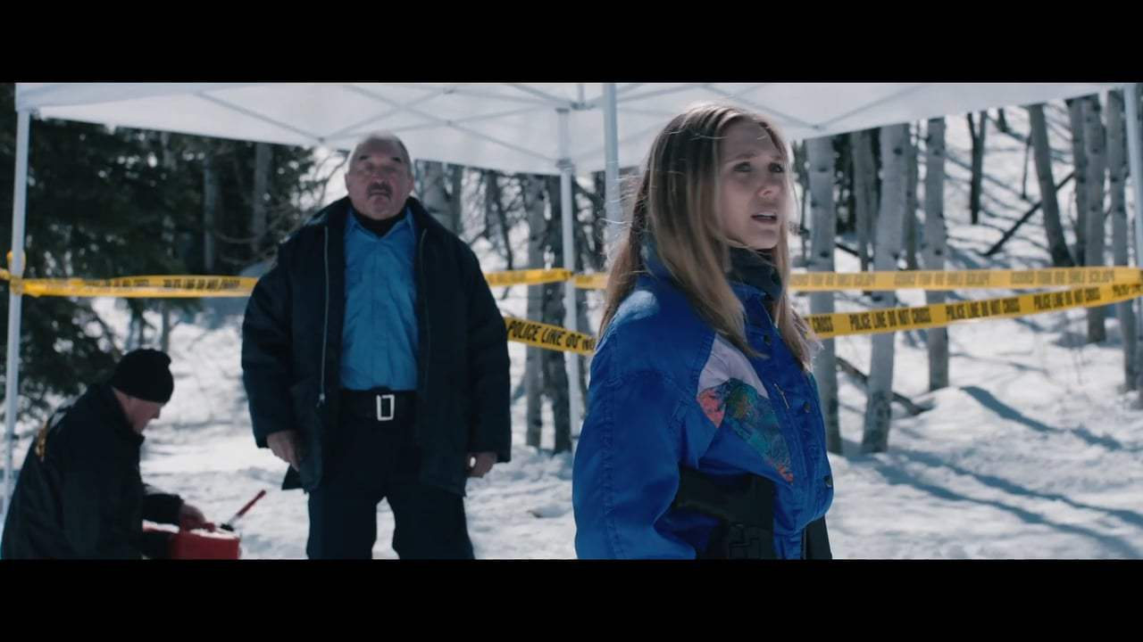 Wind River TV Spot - Truth (2017) Screen Capture #1