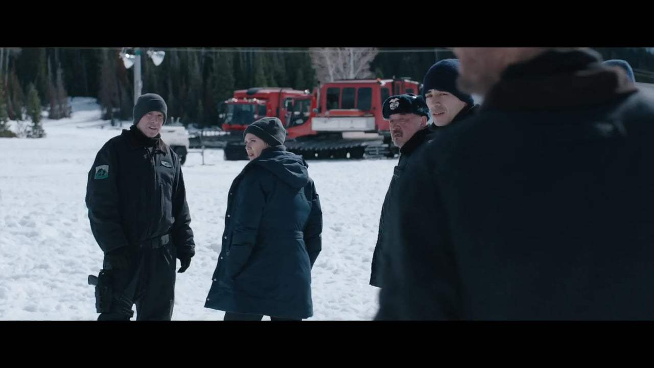 Wind River TV Spot - Mystery (2017) Screen Capture #3