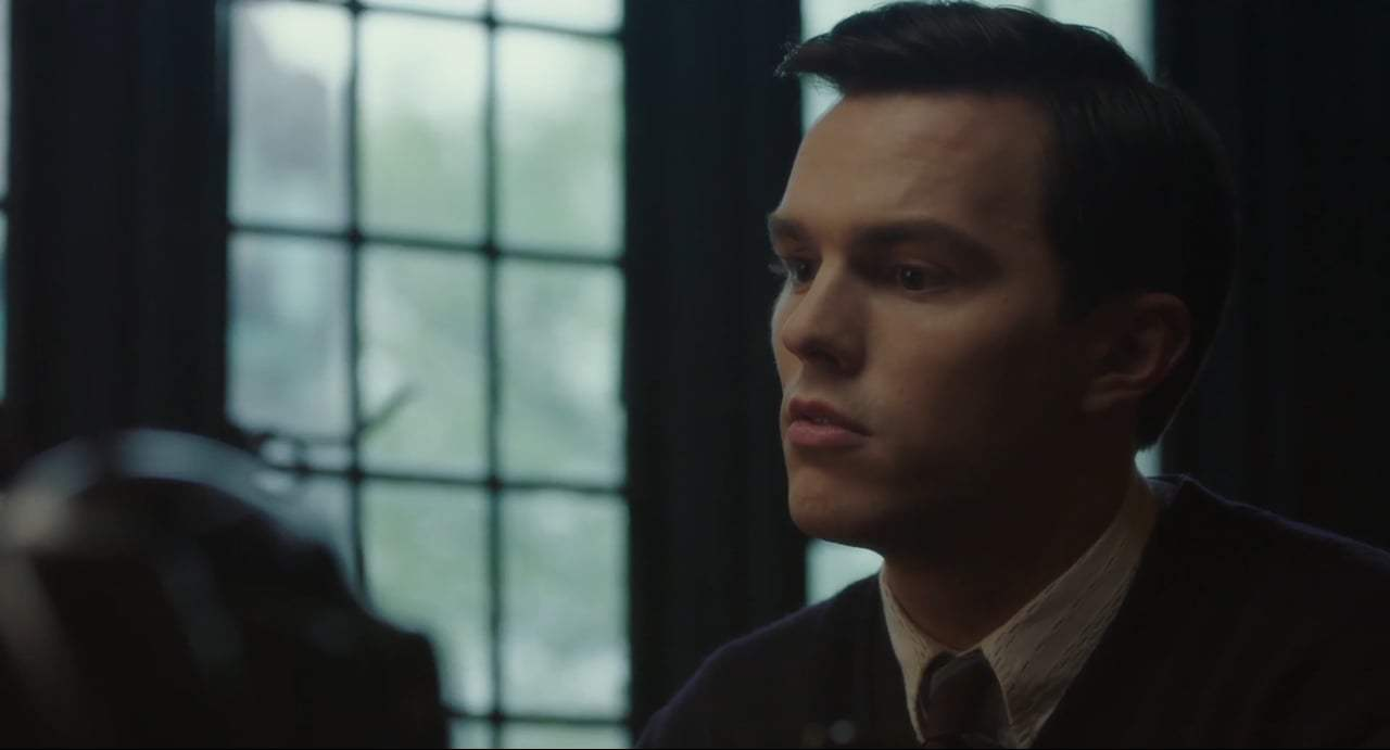 Rebel in the Rye Trailer (2017) Screen Capture #2