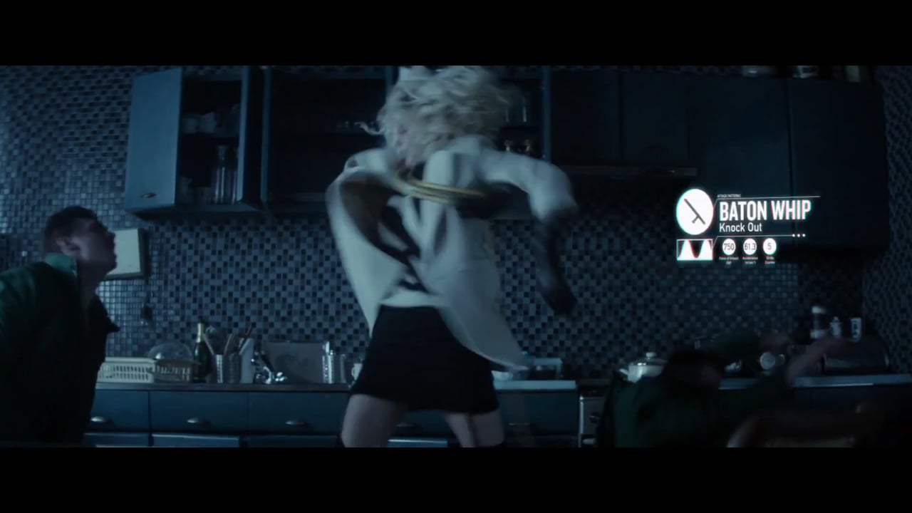 Atomic Blonde TV Spot - Combat Analysis (2017) Screen Capture #1