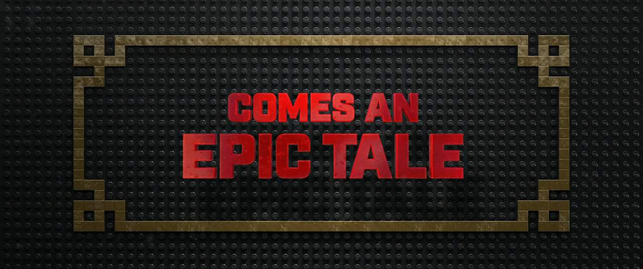 The Lego Ninjago Movie Feature Trailer (2017)