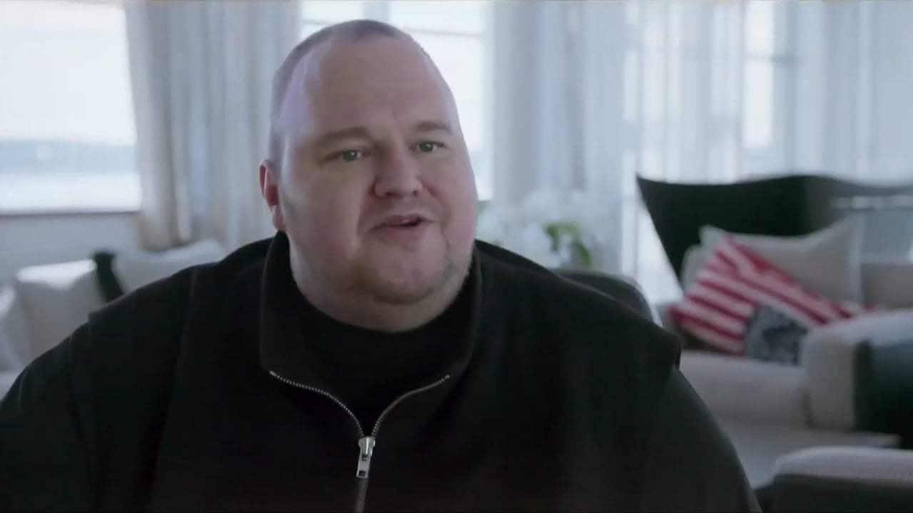 Kim Dotcom: Caught in the Web Trailer (2017) Screen Capture #2