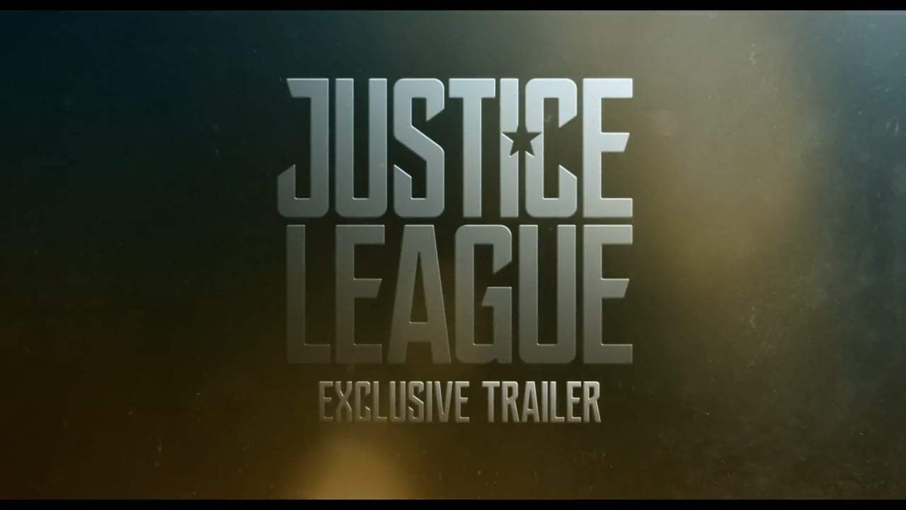 Justice League SDCC Trailer (2017) Screen Capture #1