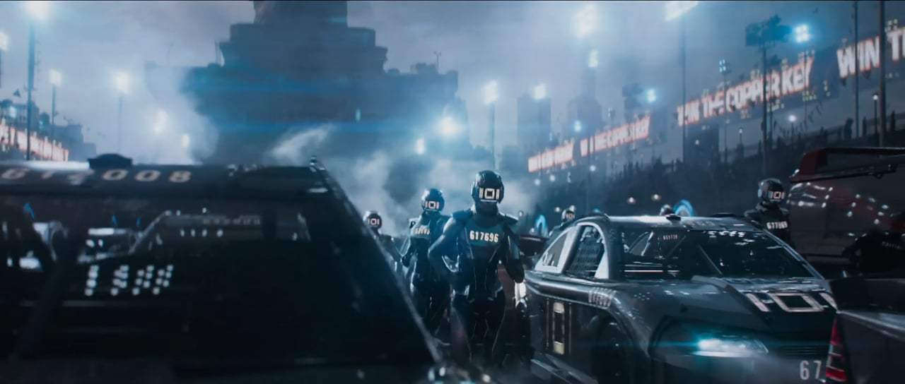 Ready Player One SDCC Trailer (2018) Screen Capture #3