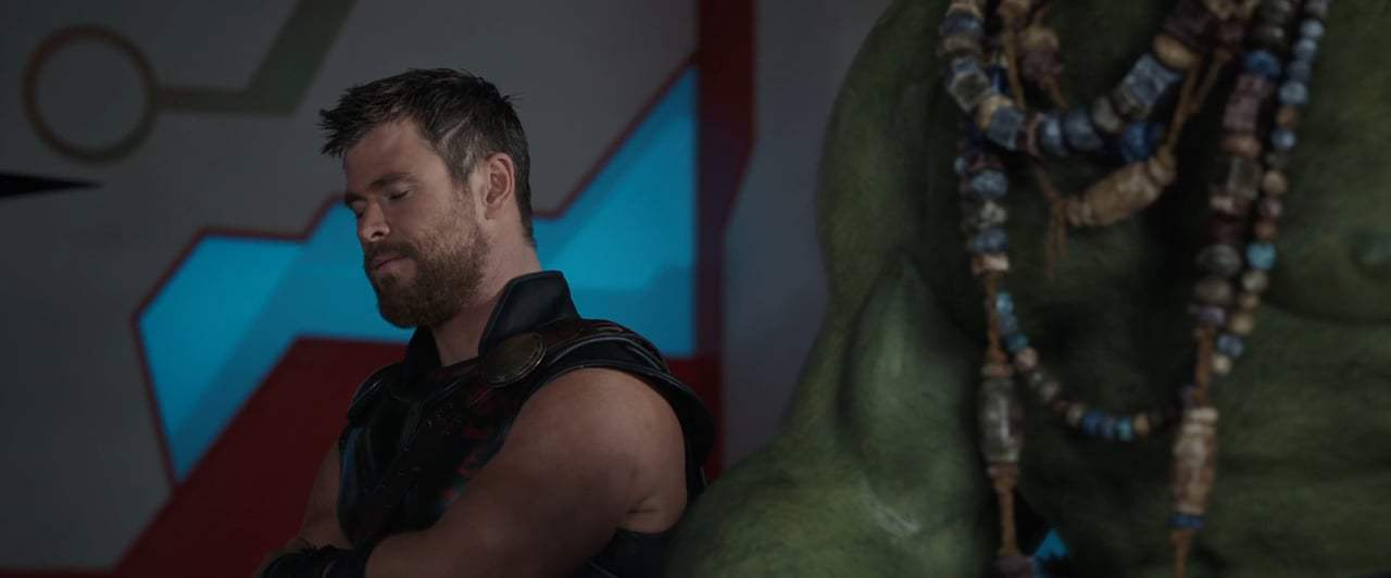 Thor: Ragnarok Feature Trailer (2017) Screen Capture #4