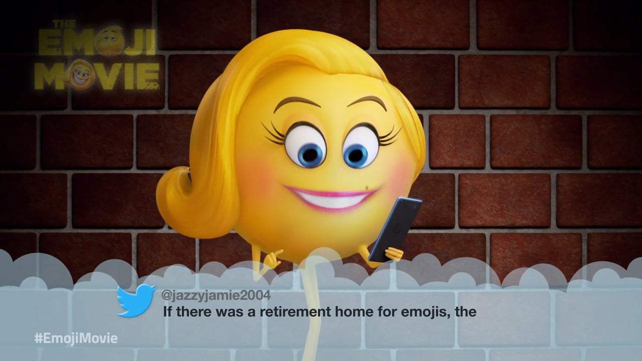 The Emoji Movie TV Spot - Mean Tweets (2017) Screen Capture #2