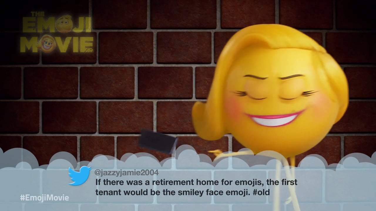 The Emoji Movie TV Spot - Mean Tweets (2017) Screen Capture #3