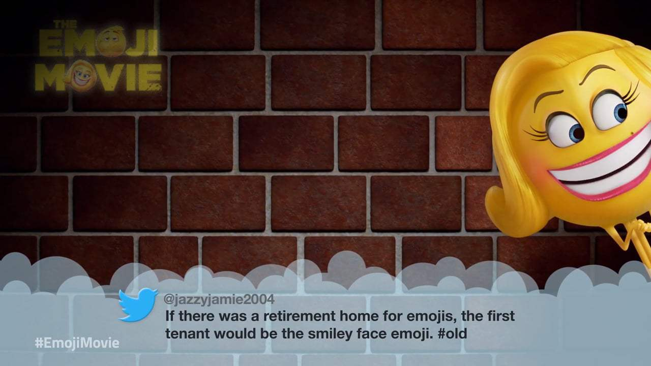 The Emoji Movie TV Spot - Mean Tweets (2017) Screen Capture #4