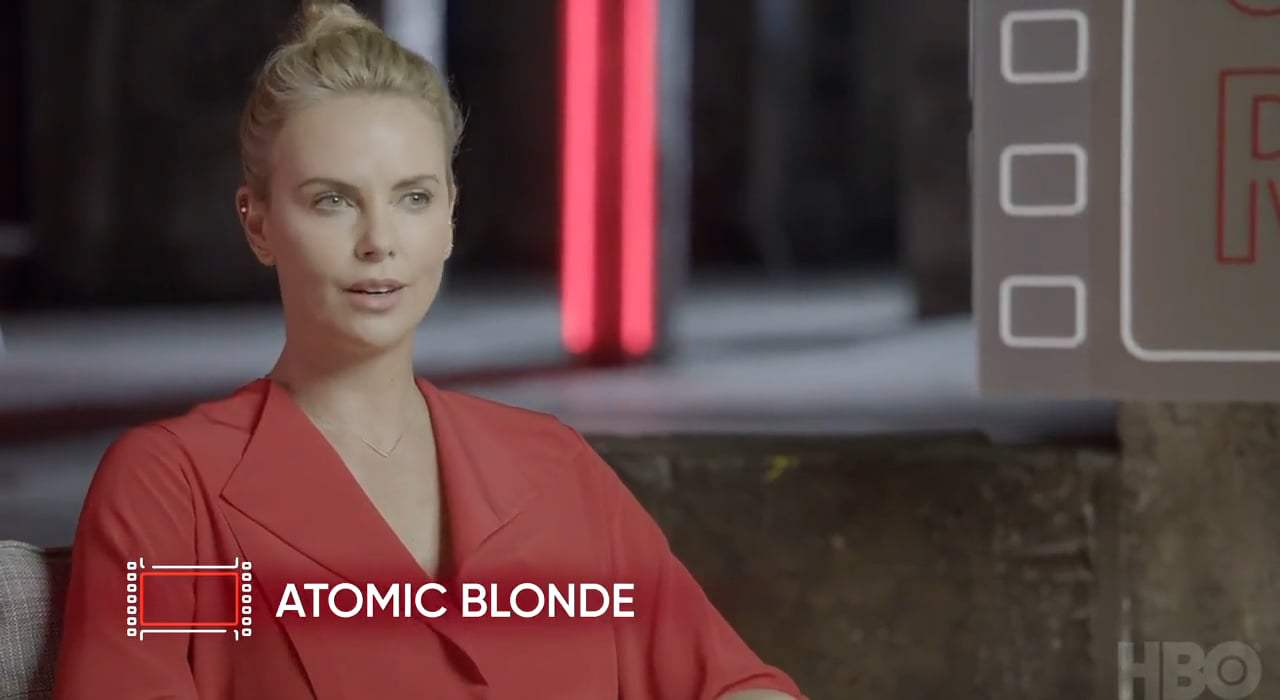 Atomic Blonde Featurette - HBO (2017) Screen Capture #4