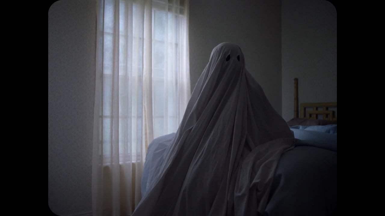 A Ghost Story (2017) - Ghost Chat Screen Capture #1