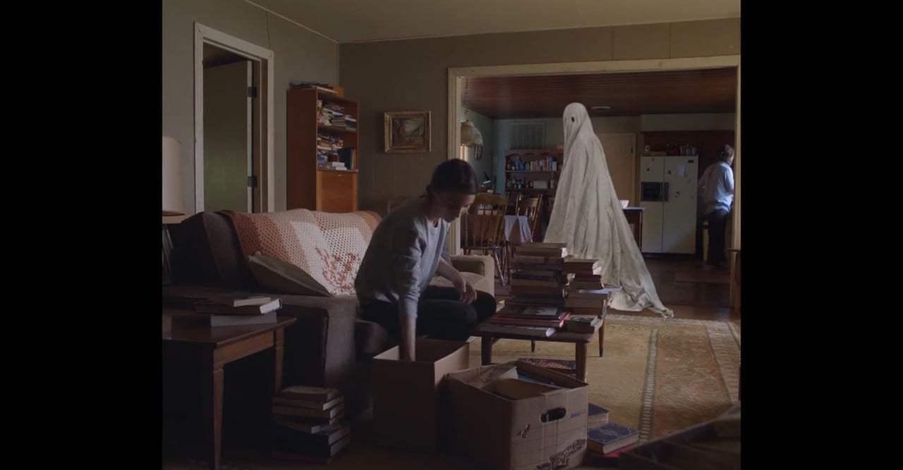 A Ghost Story Featurette - Home (2017) Screen Capture #1