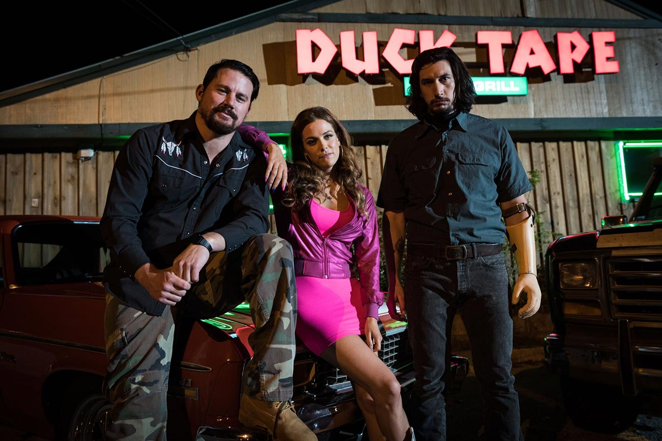 Logan Lucky TV Spot - America (2017) Screen Capture #4