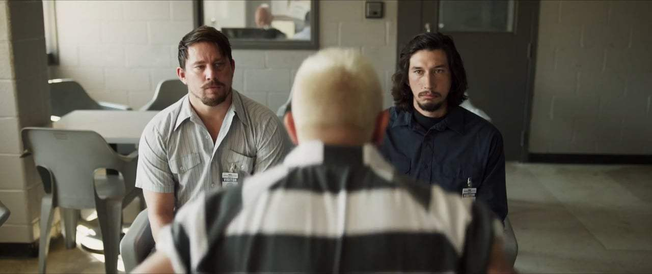 Logan Lucky TV Spot - The Heist Is On (2017) Screen Capture #2