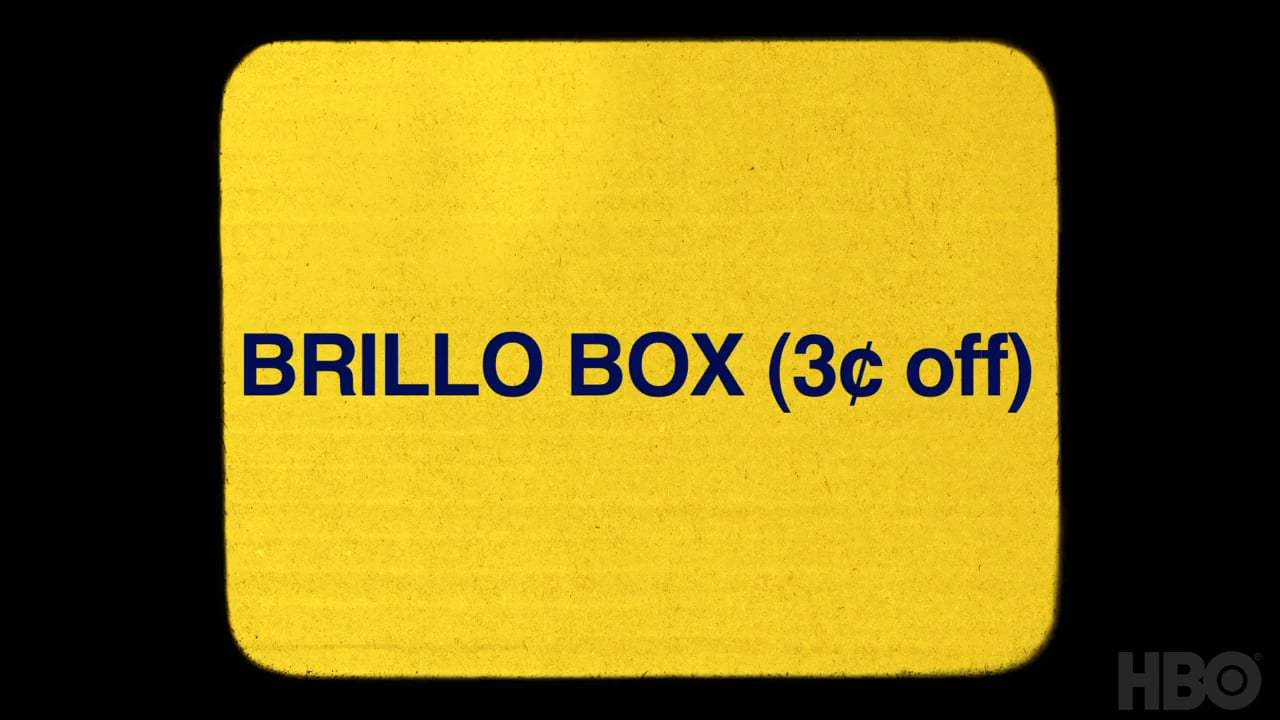Brillo Box (3 ¢ off) Feature Trailer (2016) Screen Capture #4