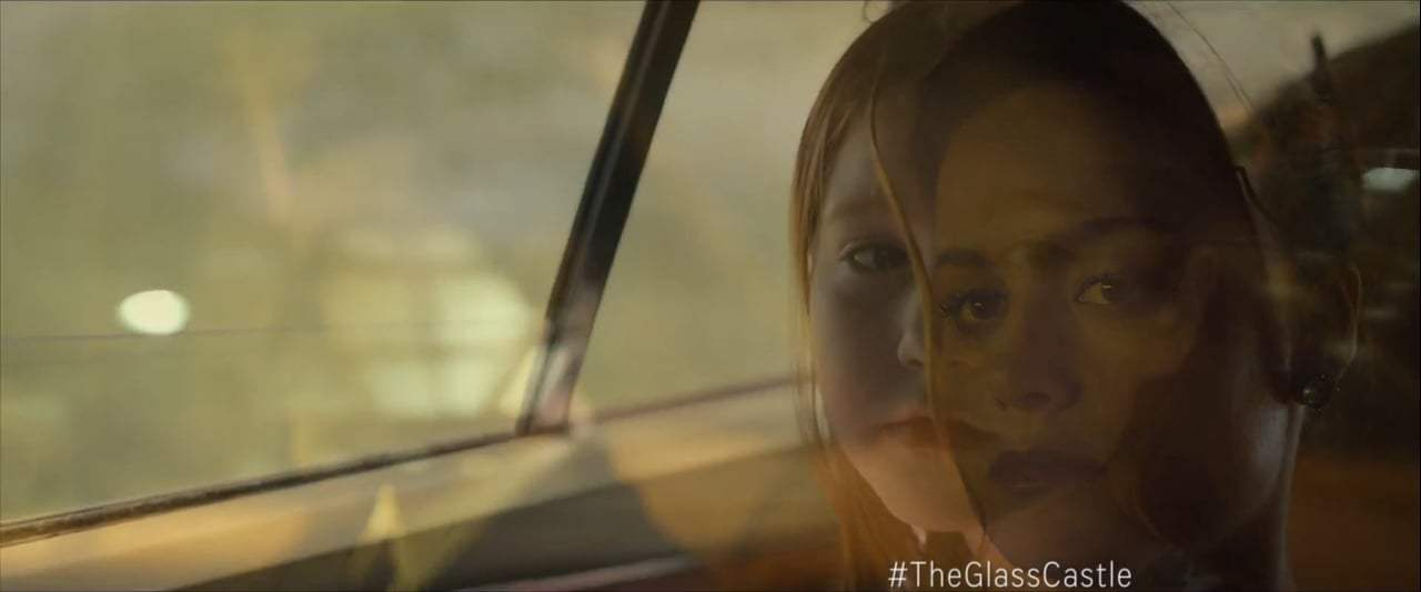 The Glass Castle TV Spot - Born To Change The World (2017) Screen Capture #1