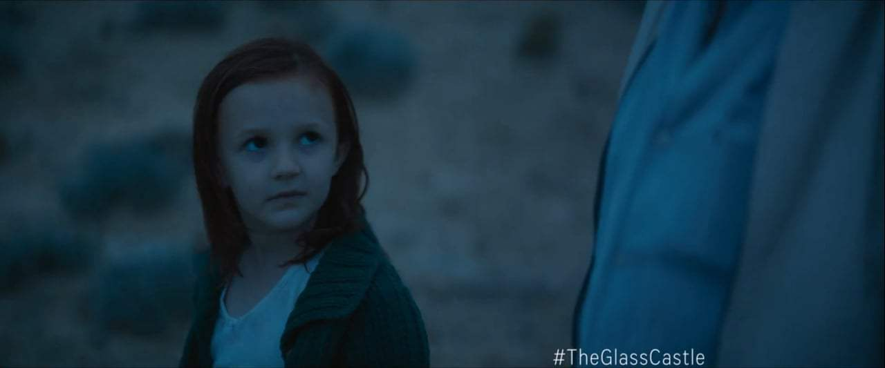 The Glass Castle TV Spot - Born To Change The World (2017) Screen Capture #3