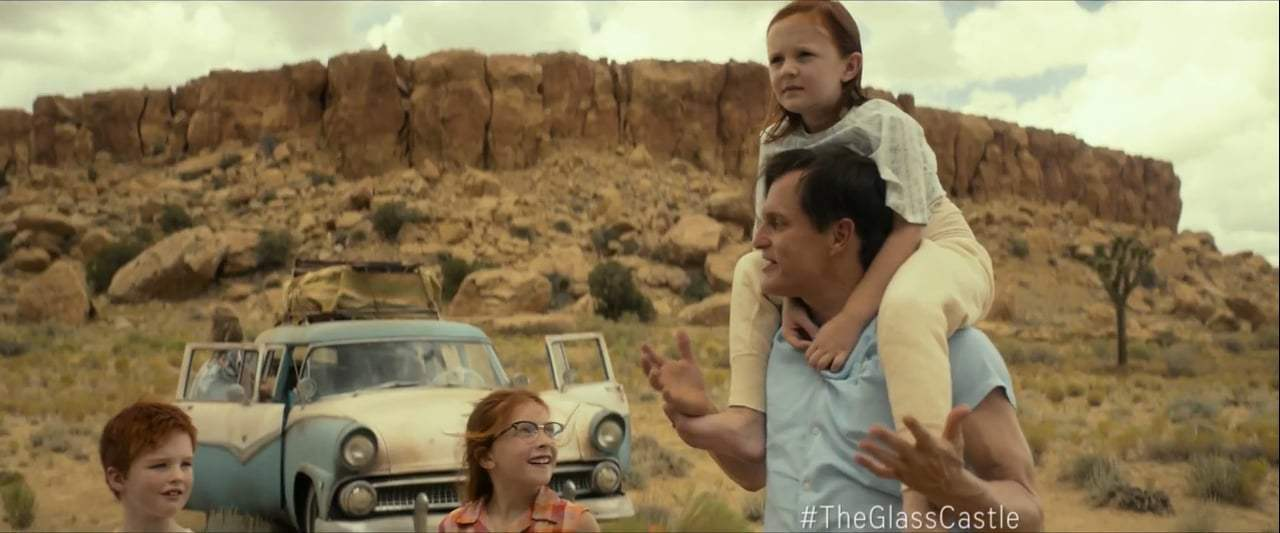 The Glass Castle TV Spot - Behind the Scenes (2017) Screen Capture #1