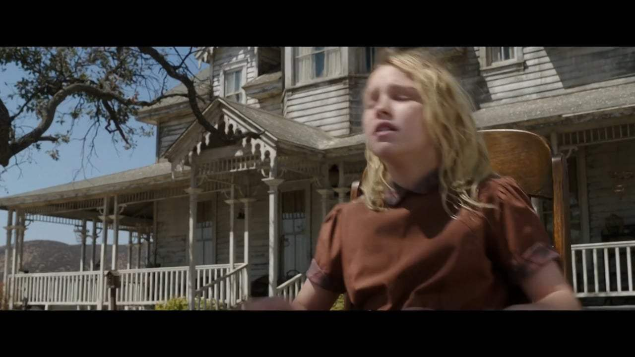 Annabelle: Creation TV Spot - Leave (2017) Screen Capture #2