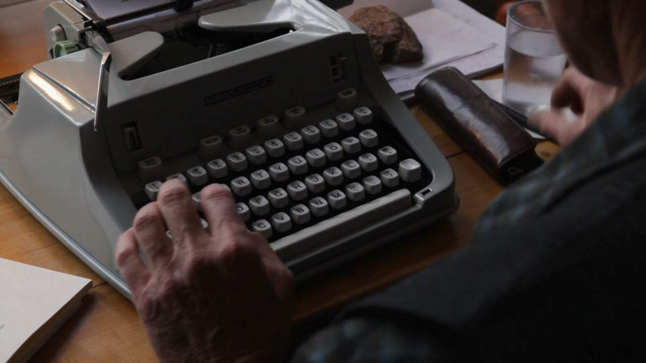California Typewriter (2017) - Percussion Screen Capture #3