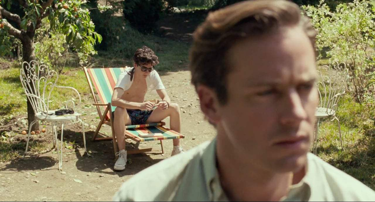 Call Me by Your Name Trailer (2017) Screen Capture #3