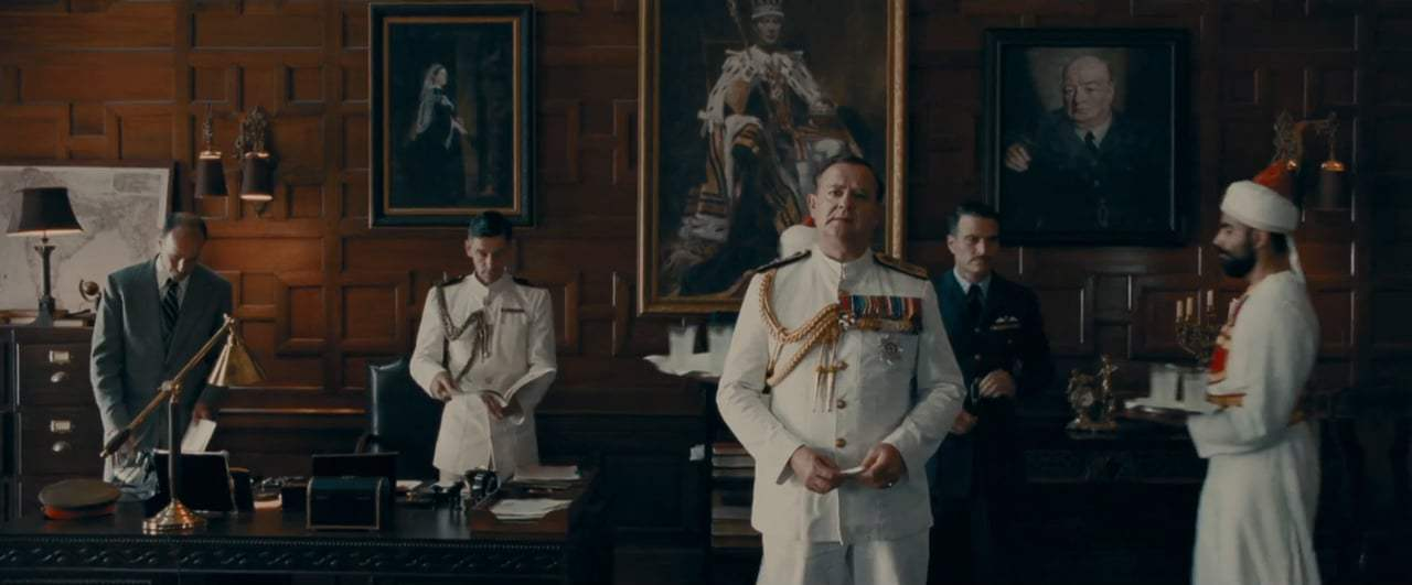 Viceroy's House Theatrical Trailer (2017) Screen Capture #2