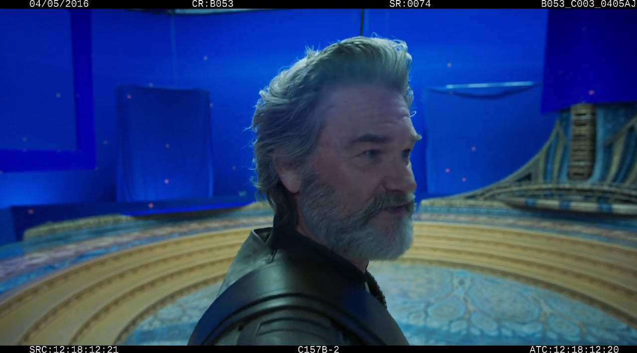Guardians of the Galaxy Vol. 2 Featurette - Gag Reel (2017) Screen Capture #4