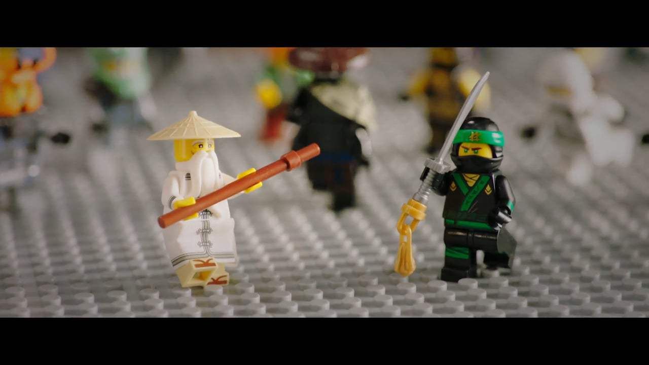 The Lego Ninjago Movie Featurette - Formation (2017) Screen Capture #1